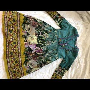 Other - Stunning bohemian baby dress